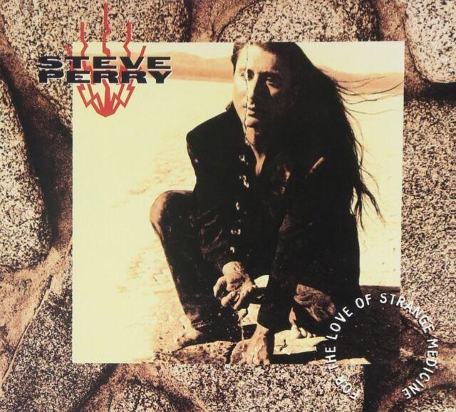 STEVE PERRY : FOR THE LOVE OF STRANGE MEDICINE (CD) sealed