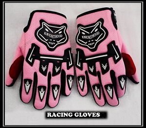 YOUTH/PEEWEE MX MOTOCROSS MOTORBIKE RACING GLOVES BMX/ATV/QUAD/DIRT BIKE KID