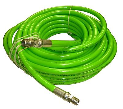 12 X 100 Sewer Jetter Hose 4000 Psi Green Solxswv
