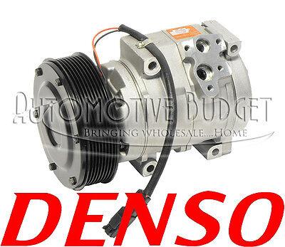 A/C Compressor w/Clutch Caterpillar - 10S17C 8GR 138mm 24v - NEW OEM