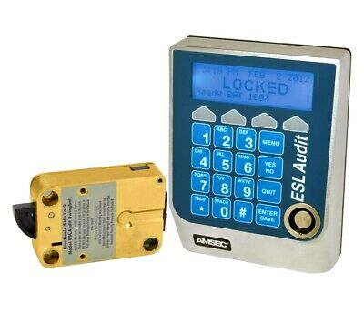 Amsec Eslaudit Esl Audit Electronic Safe Lock 0616040