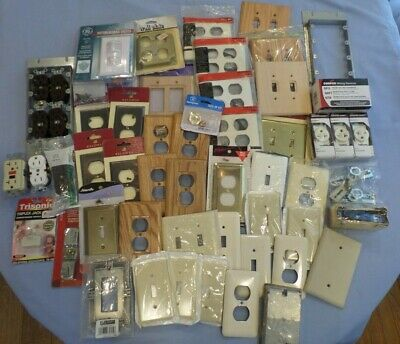 Lot Of Assorted Electrical Items