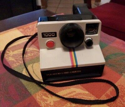 Polaroid Land Camera 1000 Sofortbildkamera SX-70 Film