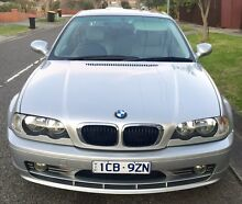 Bmw 325ci coupe Noble Park Greater Dandenong Preview