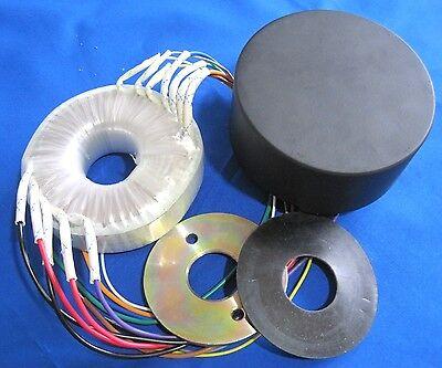 (Tube Amp Transformer & Housing - 50VA 280V-260V-0V & 6.3V x2 Antek AS-05T280C)