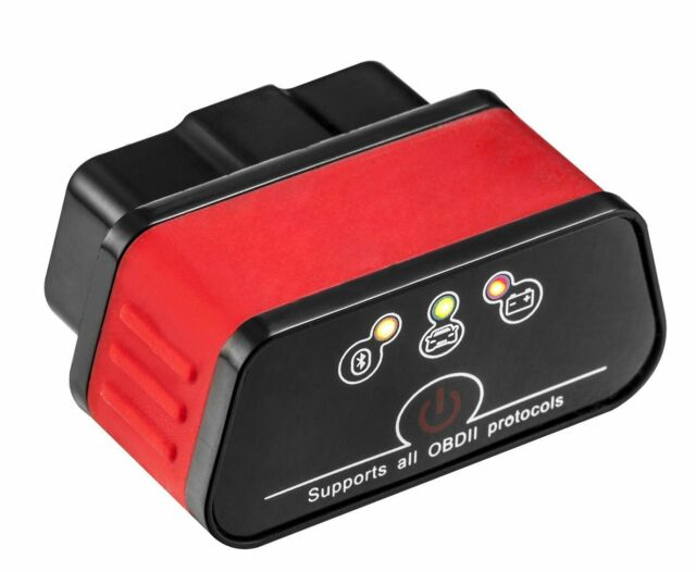 Car Auto Fault Diagnostic Bluetooth WiFi  Scanner Tool OBD2 OBDII KW903 ELM327