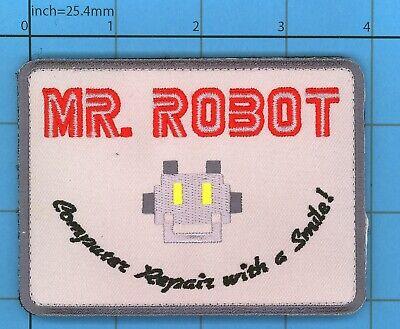 Fbi Jacket Halloween Costume (Mr Robot series TV Costume Jacket cosplay Cyber Hacking FBI Halloween HOOK)