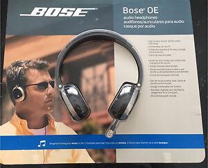 Bose Headphones - Brand New