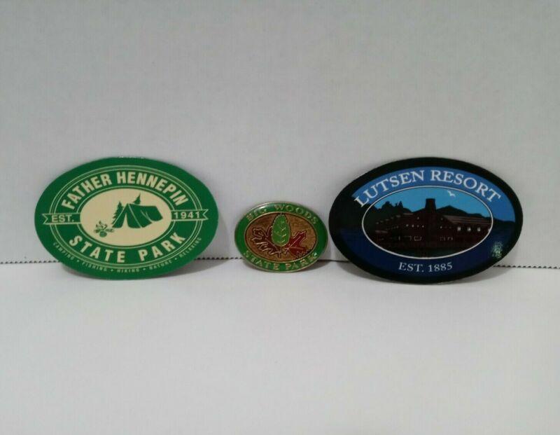 Minnesota Magnets Big Woods State Park Father Hennepin State Park Lutsen Resort