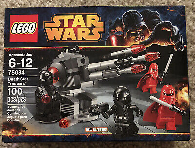 LEGO Star Wars 75034 Death Star Troopers - NEW Factory Sealed Box - Retired HTF