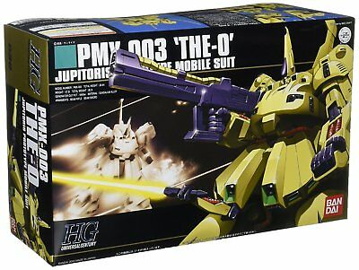 Bandai Hobby #36 PMX-003 The O HGUC Action Figure