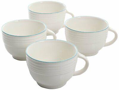 Ceramic Latte Hot Chocolate Mug - 20 Oz. Ceramic Tea Coffee Soup Cup Coffee Latte Mug