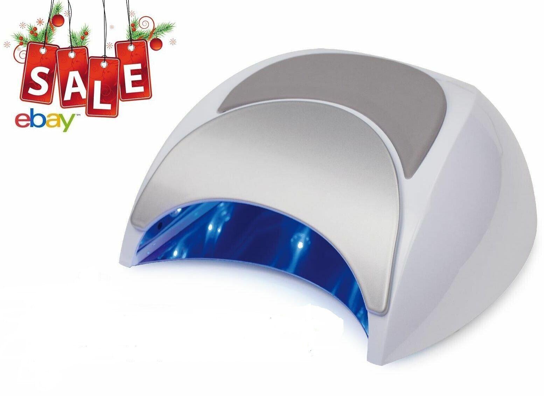 32W LED UV Light Professional Gel Nail Polish Lamp Dryer 110V for Nail Salon Use Health & Beauty