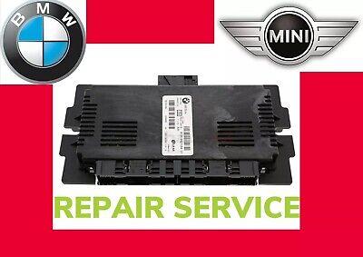 BMW  MINI  COOPER  FRM3  MODULE  FOOTWELL  MODULE  REPAIR  SERVICE SHORT CIRCUIT