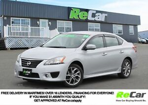 2014 Nissan Sentra 1.8 SR REDUCED | KEYLESS ENTRY | BLUETOOTH...