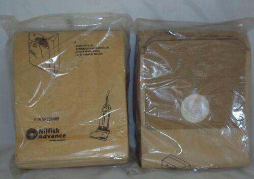 16 - Nilfisk Advance PowerOne 12 & 15 Paper Vacuum Filter Bags 56704409
