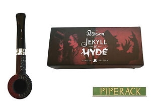 Peterson Jekyll and Hyde  Briar Pipe - Shape X.105 Straight FREE PIPE TOOL