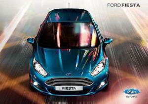 Ford Fiesta 11 / 2014 catalogue brochure czech tcheque rare - <span itemprop='availableAtOrFrom'> Varsovie, Polska</span> - Ford Fiesta 11 / 2014 catalogue brochure czech tcheque rare -  Varsovie, Polska