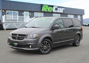 2017 Dodge Grand Caravan GT GT | REDUCED | HEATED LEATHER | B...