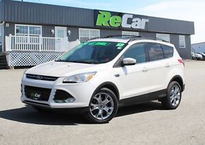 2013 Ford Escape SEL 4X4 | HEATED LEATHER | NAV | PANORAMIC S...