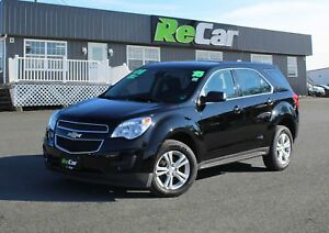 2015 Chevrolet Equinox LS AWD | POWER SEATS | LOADED