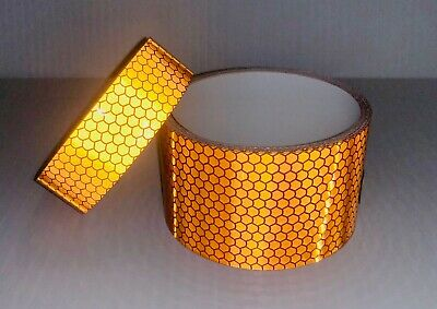 Orange Reflective Tape Oralite Hip 1 2 510 Rolls Type 4 Orafol Reflexite