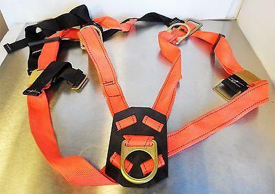 Tiger Vest Rose Manufacturing 415950 A Safety Harness Size Std