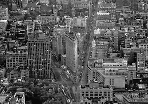 IKEA - PREMIÄR Giant Canvas - Flatiron Building, New York