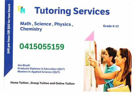 Tutoring Services Sunnybank Hills Brisbane South West Preview