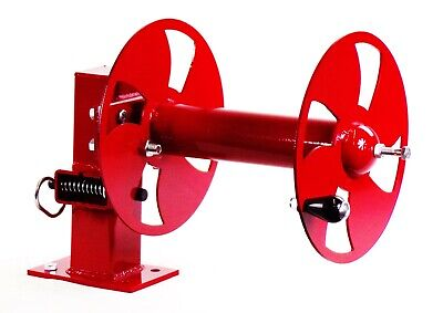 10 Welding Lead Cable Reel Single Red