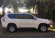 Toyota prado gxl Idalia Townsville City Preview
