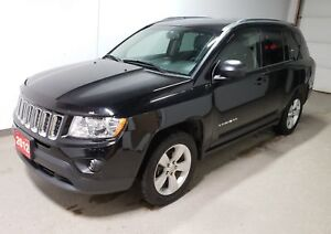 2012 Jeep Compass Winter tires/Rims|Rmt Start|Alloys|Local|Htd S