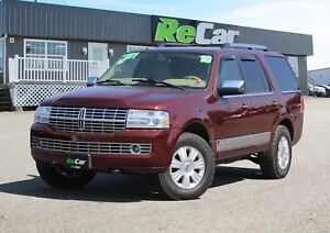 2010 Lincoln Navigator 4X4   HEATED/COOLED LEATHER   BACK UP CAM