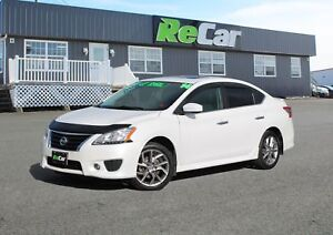 2014 Nissan Sentra 1.8 SR REDUCED | HEATED SEATS | NAV | BACK...