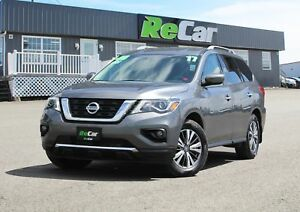 2017 Nissan Pathfinder SV 7- PASSENGER | HEATED SEATS | SAVE...