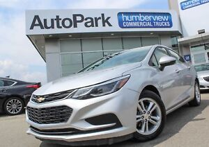 2016 Chevrolet Cruze LT Auto BOSE-SPEAKERS|SUNROOF|HEATED SEATS