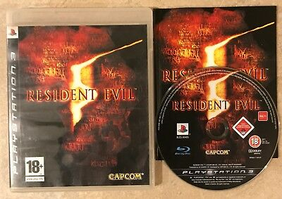 Resident Evil 5 COMPLET (PS3)