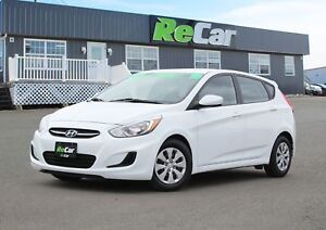 2015 Hyundai Accent GL HEATED SEATS | ONLY $51/WK TAX INC. $0...