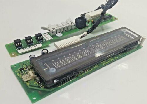 ISE Electronics CU169SCPBT21A Display