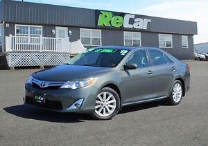 2013 Toyota Camry XLE REDUCED | HEATED LEATHER | BACK UP CAM...