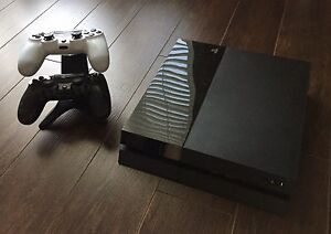 FOR SALE:  PS4 upgraded 1.5TB hard drive