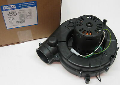 Fasco A195 Furnace Draft Inducer Blower Motor Fits Trane D330757p03 X38040313070