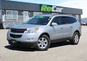 2011 Chevrolet Traverse 1LT REDUCED | LT | AWD | 7-PASSENGER...