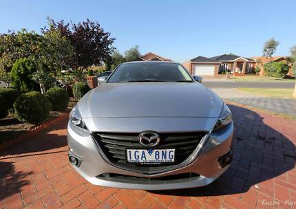 2015 Mazda 3 Maxx Auto with everything, ready to drive away Melbourne CBD Melbourne City Preview