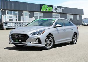 2018 Hyundai Sonata GLS LEATHER | SUNROOF | SAVE $10,000 VS NEW