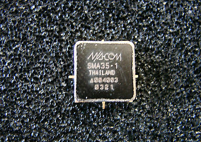 Ma Comstellex 2-2400mhz Rf Amplifier Sma35-1