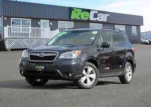 2016 Subaru Forester 2.5i Touring Package AWD | 6-SPEED | SUN...