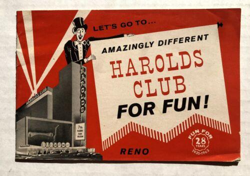 1963 Harold