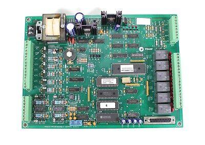 Trane Tracer Programmable Control Module Board 50100721 E98m