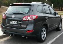 SANTA FE HIGHLANDER LOW KM MY10 $4000 EXTRAS  GREAT COND 1 OWNER Hallett Cove Marion Area Preview